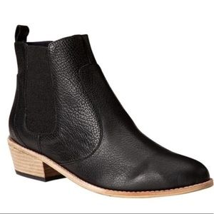 Gap Leather Chelsea Boots